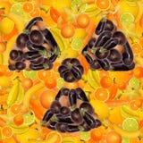 Énergie de substitution de collage, énergie renouvelable Photos libres de droits