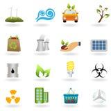 Énergie de substitution propre et  Photos stock