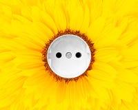 Énergie de Sun Photos stock