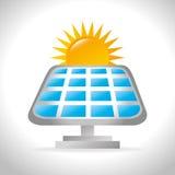 Énergie de vert d'Eco Photographie stock libre de droits