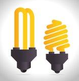 Énergie de vert d'Eco Image stock