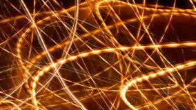 Énergie incurvée photo libre de droits