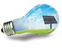 Énergie neuve Photo libre de droits