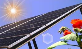 Énergie propre Photo stock