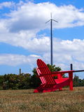 énergie propre renouvelable Photo stock