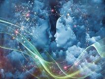 Énergie rêveuse Photo libre de droits