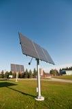 Énergie renouvelable - énergie solaire Image stock
