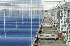 Énergie renouvelable : Solaire : La plus nouvelle et la plus propre manière de pousser doucement Photo stock