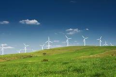 Énergie respectueuse de l'environnement Image stock