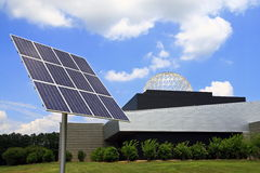 Énergie solaire Image libre de droits