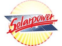 Énergie solaire Images stock