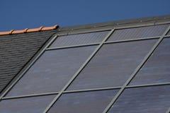 énergie solaire Photos stock