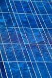 Énergie solaire alternative. photographie stock libre de droits