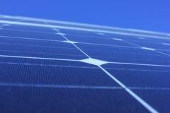 Énergie solaire, panneaux solaires, énergies renouvelables, modules de picovolte Photos stock