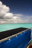 Énergie solaire tropicale Image libre de droits
