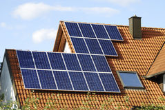 Énergie verte Photos libres de droits