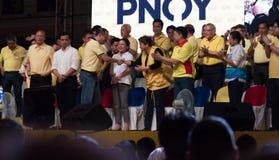 Énergies-hors fonction sénatoriales philippines d'élection Image libre de droits