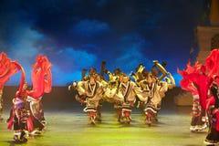 Énigme tibétaine image stock