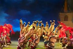 Énigme tibétaine photo libre de droits