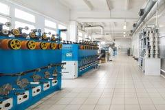 Éolienne automatique Photo stock
