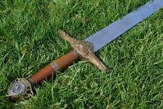 Épée photos stock