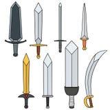 épée Images libres de droits