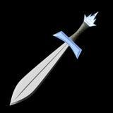 épée de glace Images libres de droits
