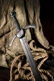 Épée intelligente Photo libre de droits