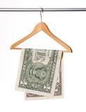 Épargnez l'argent. Images stock