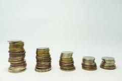 Épargnez l'argent pour l'avenir Image stock