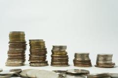 Épargnez l'argent pour l'avenir Photo libre de droits