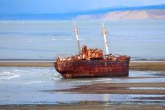Épave de bateau de Desdemona Photo stock