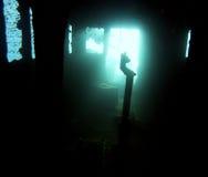 Épave-plongée Photo libre de droits