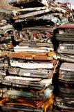 Épaves Photographie stock libre de droits