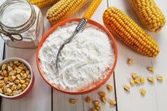 Épi d'amidon et de maïs Image libre de droits