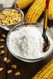 Épi d'amidon et de maïs Images stock
