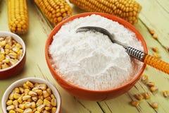 Épi d'amidon et de maïs Photo libre de droits
