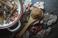 Épice, herbe Photo libre de droits