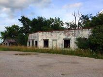 Épicerie abandonnée 01 Photos libres de droits