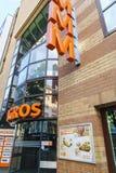 Épicerie de Suisse de Migros Photos stock
