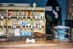 Épicerie i Cuba Photographie stock libre de droits