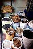Épices crues dans le magasin local dans Sri Lanka photos libres de droits