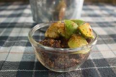 Épices et herbes de citrons photographie stock