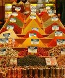 Épices, thés images libres de droits