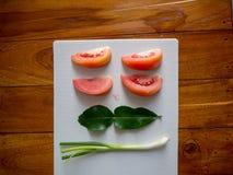 Épices utilisées en préparation la préparation alimentaire pour le petit déjeuner photographie stock