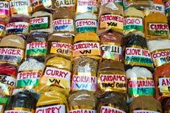 Épices vietnamiennes Image stock