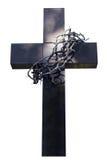 Épines de croix et de tête Image stock