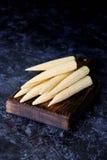 Épis de maïs de bébé Image stock