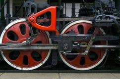 Época de las grandes máquinas del hierro imagen de archivo