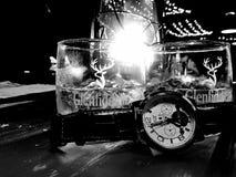 Época del fuego Glenfiddich imagen de archivo libre de regalías